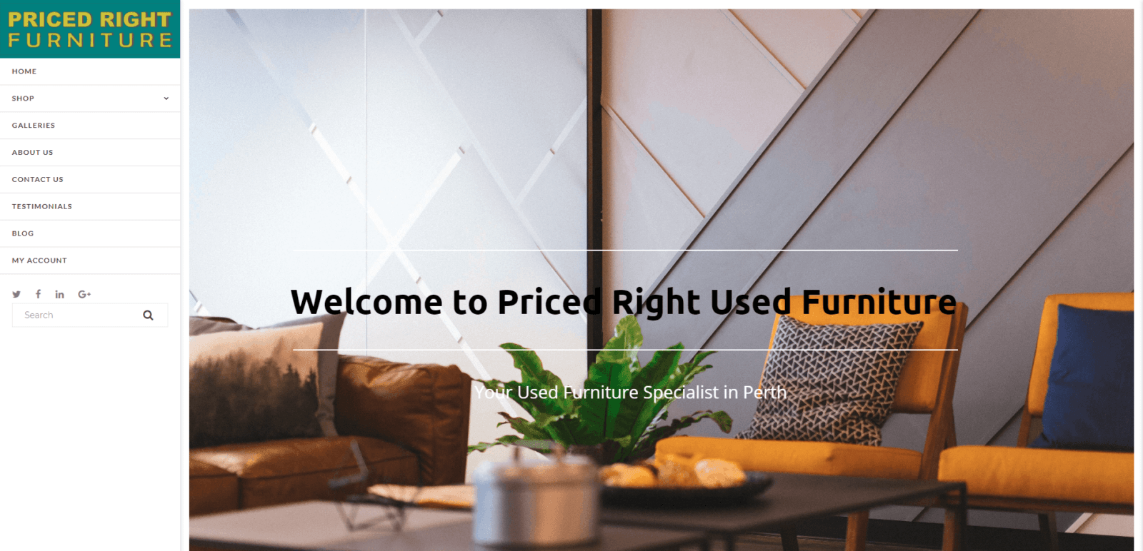 Priced Right Furniture