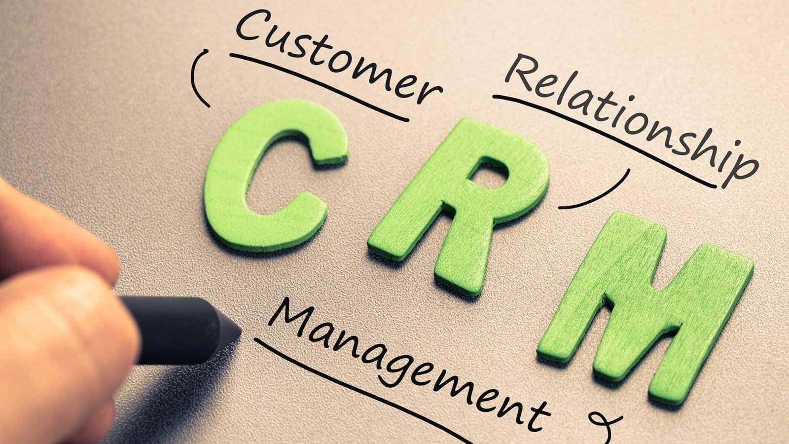 CRM development services perth